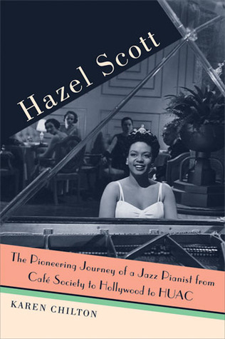 Hazel Scott by Karen  Chilton