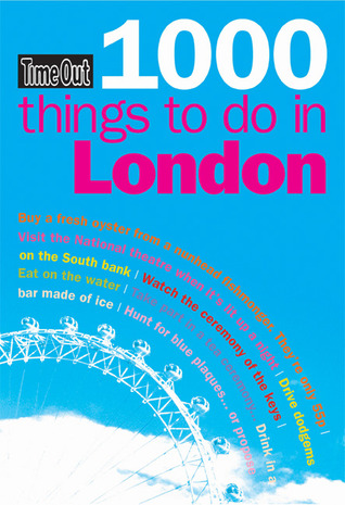 1000 Things to Do in London
