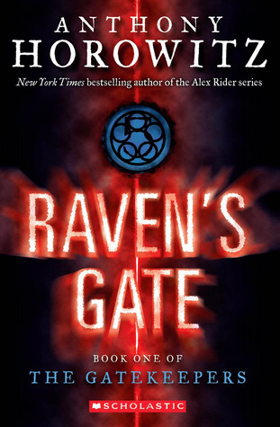 The Power of Five / The Gatekeepers (Books 1 - 3) (REQ)  - Anthony Horowitz