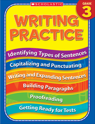 3rd Grade Writing Practice