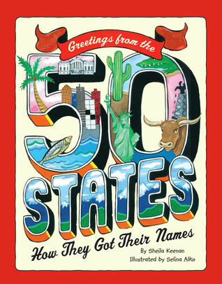 Greetings From The 50 States: How They Got Their Names