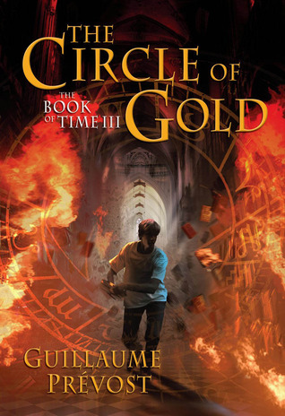 The Circle Of Gold by Guillaume Prévost
