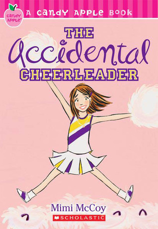 Accidental Cheerleader by Frankie Mccue