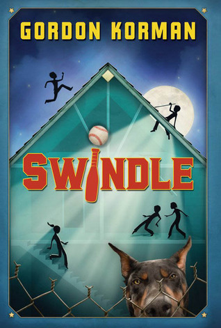 Swindle by Gordon Korman