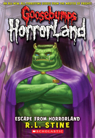 Escape From Horrorland by R.L. Stine