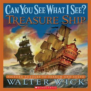 Treasure Ship (Can You See What I See?)