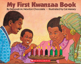My First Kwanza Book by Deborah Chocolate