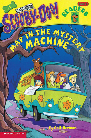 Map in the Mystery Machine by Gail Herman
