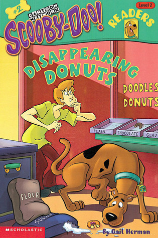 Disappearing Donuts by Gail Herman