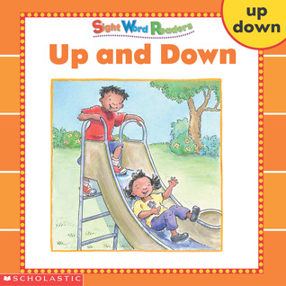 "Readers) book by  and Word down and (Sight Word marking up  Down (Sight word Start ""Up sight"