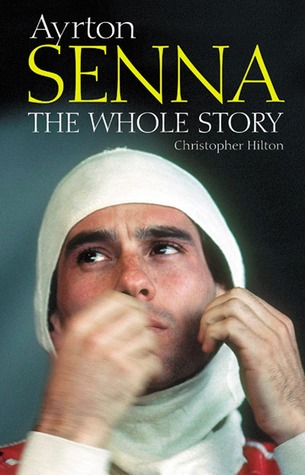 Ayrton Senna by Christopher Hilton
