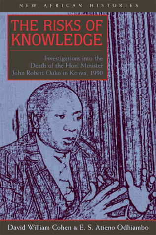 Risks Of Knowledge: Investigations Into Death Of Hon Minister