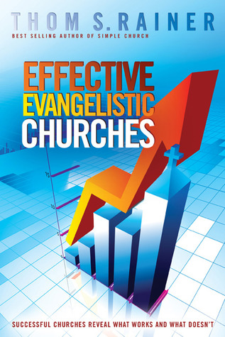 Effective Evangelistic Churches: Successful Churches Reveal What Works and What Doesn