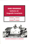 Bare Grammar: A Study of Language Invariants