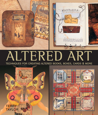 Altered Art by Terry  Taylor
