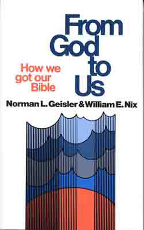 Review From God To Us: How We Got Our Bible PDF