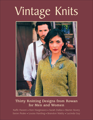 Vintage Knits by Kim Hargreaves