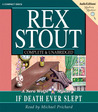 If Death Ever Slept by Rex Stout