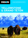 Moon Yellowstone and Grand Teton