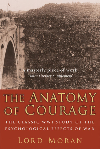The Anatomy of Courage by Charles McMoran Wilson Moran