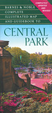B&N Complete Illustrated Map and Guidebook to Central Park