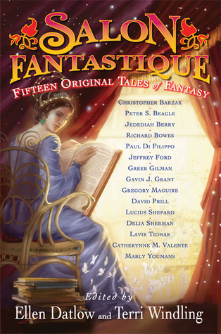 Salon Fantastique by Ellen Datlow