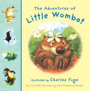 Adventures of Little Wombat by Vicki Churchill