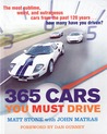 365 Cars You Must Drive