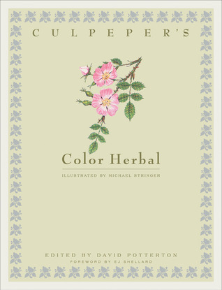 Culpeper's Color Herbal by David Potterton
