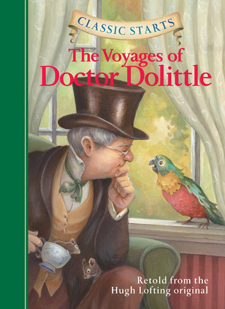 The Voyages of Doctor Dolittle by Kathleen Olmstead