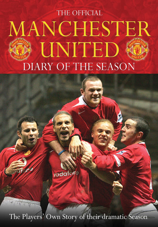 The Official Manchester United Diary of the Season by Orion