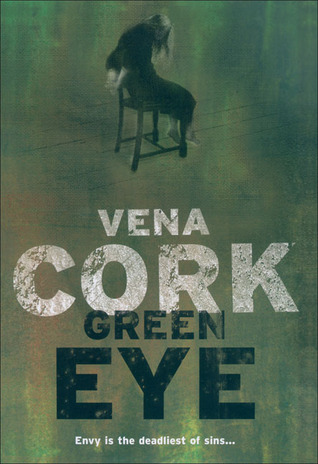 Green Eye by Vena Cork