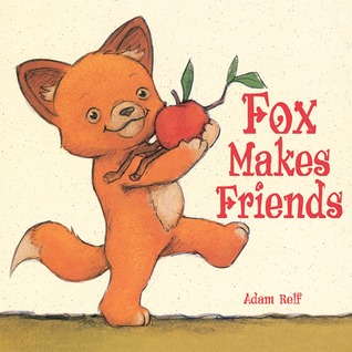 Fox Makes Friends by Adam Relf