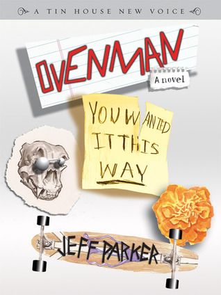 Ovenman by Jeff  Parker