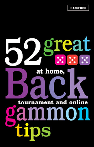 52 Great Backgammon Tips by Michael Crane