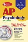 AP Psychology 7th Ed. w/CD-ROM (REA) The Best Test Prep