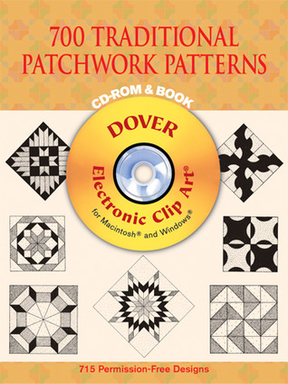 700 Traditional Patchwork Patterns CD-ROM and Book by Susan Winter Mills