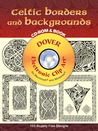 Celtic Borders and Backgrounds CD-ROM and Book by Courtney Davis