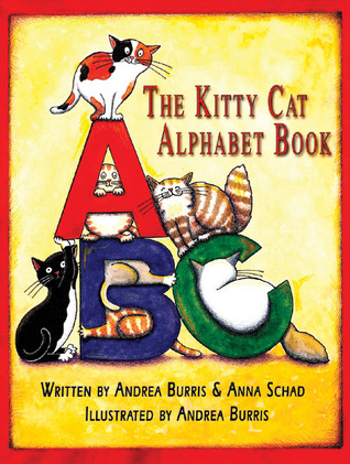 The Kitty Cat Alphabet Book by Andrea Burris