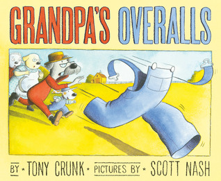 Grandpa's Overalls by Tony Crunk
