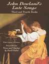 John Dowland's Lute Songs: Third and Fourth Books with Original Tablature
