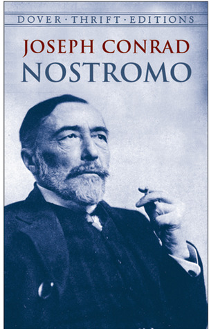 Nostromo by Joseph Conrad