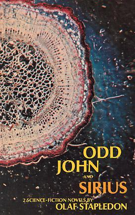 Odd John and Sirius by Olaf Stapledon