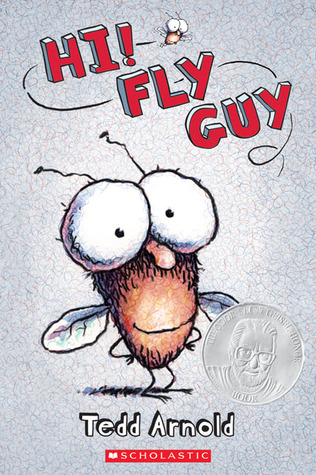 Hi! Fly Guy (Fly Guy, #1)