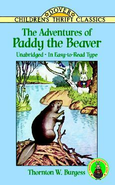 The Adventures of Paddy the Beaver by Bob Blaisdell