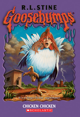 Chicken Chicken by R.L. Stine