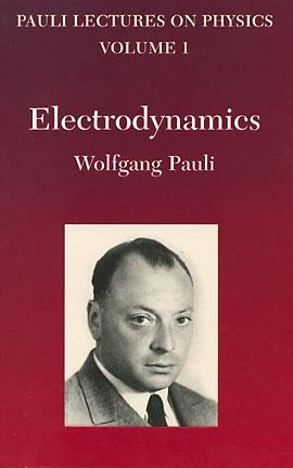 Pauli Lectures on Physics by Wolfgang Pauli