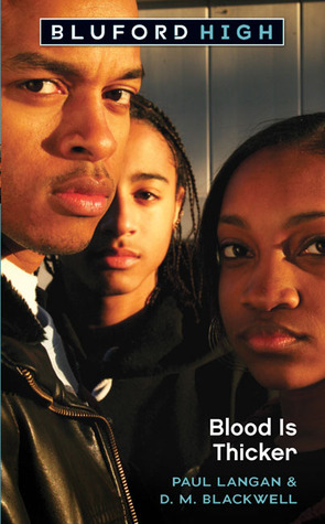 Blood Is Thicker (#8) by Paul Langan