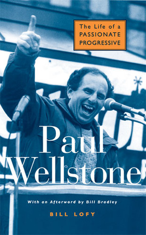 Paul Wellstone by Bill Lofy