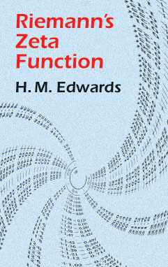 Riemann's Zeta Function by Harold M. Edwards